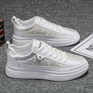 Fashion Cheap Womens Mens Black White Shoes New Classic Solid Color Women White Sneakers Sports Trainer Shoes