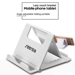 Universal Mobile Phone Holder Stand IPhone 11 Xiaomi Mi 10 Samsung S20 Foldable Desktop Bracket For Ipad Tablets