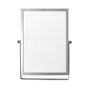 Desktop apagável magnético desktop Dupla face de mensagens de mesa mini cavalete qx2a 201116