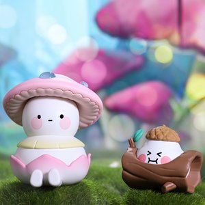 POP MART Whole Box BOBO and COCO Wanderlust Series Arttoys Figure Action Blind Box Kawaii Sweet Cute Gift Kids Toy Free Shipping L0226