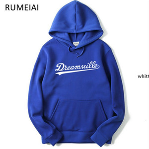 2021 homens dreamville j .cole moletom outono moletom hooded hoodies hip hop casual tops roupas h