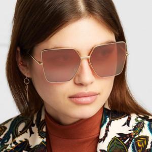 Солнцезащитные очки MYT_0312 Женщины Металлические квадратные рамки Солнцезащитные Очки Мода Винтаж УВ400 Открытый Классические Очки Очки