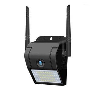 Cámaras Cámara solar WiFi IP 1080P HD Outdoor Wireless Security PIR Movimiento Detección Vigilancia CCTV1