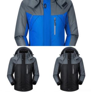 XM5 homens ao ar livre projetos Bomber ID homens mais tamanho Alta qualidade casaco quente casaco jaqueta jaqueta voo techno e gabber hardcore