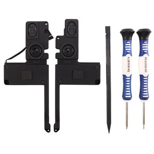 New A1398 Left + Right Internal Speaker for Pro 15 inch A1398 Speaker L R Set Replacement with Tool 2012 2013 2014 2020