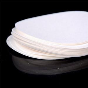 100 unids / bolsa 9cm Filtro redondo Papel de filtro de filtro cualitativo Papel de acoplamiento de velocidad de velocidades medianas Laboratorio de papel BBYNGZ