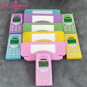 Colorful Cellphone Eyelash Case Box Wholesale And Retail False Lash Packaging Boxes Beatuiful Empty Lash Boxes