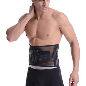 Orthopedic Back Belt Men Posture Correction Belt Elastic Bandage Lower Back Pain Braces Supports Waist Support Gym XXL