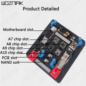 Wozniak MJ A21 Universal High Temperature Motherboard IC Chip PCB Holder Fixtures Profession Repair Tool for 6 6S