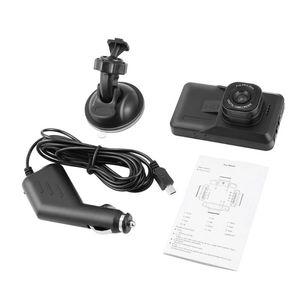 3 Inch Car DVR 120 Degree Wide Angle Dash Cam Dual Lens 1080P WIFI G-sensor Car Digital Video Recorder With Night Vision