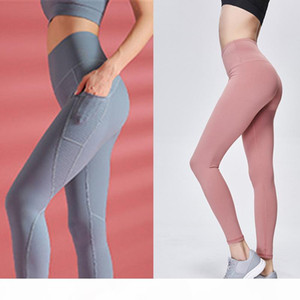 High Waist Yoga Pants fitness Sport Skinny Tummy Control Leggings Running Pants gym quick dry women clothes Fitness Tights Workout