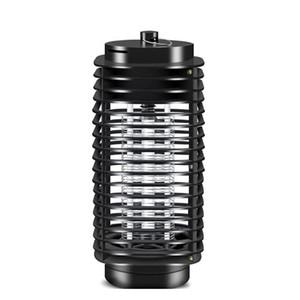 US / UE FLOG BUCK LED MOSQUITO TUTERS Lampe Bug électrique Zapper Anti-Mosquito Piège anti-moustique Piège Pépin d'insectes Peste antiparasitaire pour la chambre à la maison pfget extérieur
