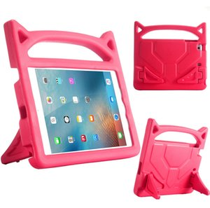 EVA kid's Shockproof Case For ipad 7 8 mini 4 5 air pro 10.2 10.9 9.7 11 samsung T500 amazon fire HD 7 8.0 10 cover shell stand holder