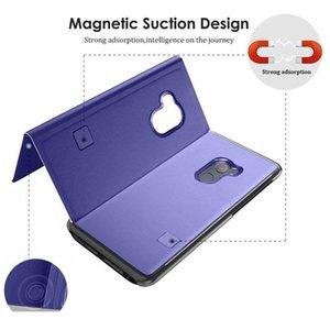 Smart Mirror Phone Case For Xiaomi Redmi Note 9s 9 8 7 5 6 Pro 8t 4x Redmi 9 9 wmtdhH