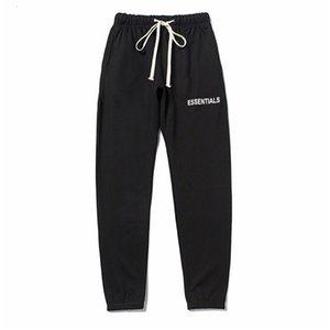 Chaopai fog double line California limited pants meichaogao Street Black3CG8X0BHOAOE