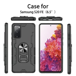 TPU Shockproof Phone Shell Ultra thin Protective Back Cover For Samsung S20 Fe
