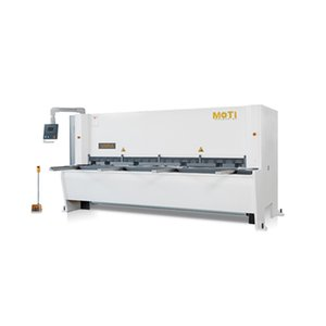 Heavy Duty Automatic CNC hydraulic shearing machine