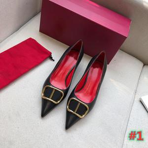 Designer festa sapatos casamento noiva mulheres senhoras sandálias moda sexy vestido apontado toe alto salto alto tamanho 35-42with box