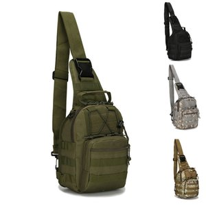 Outdoor Military Climbing Shoulder Tactical Bag Hiking Camping Hunting Daypack Fishing Sport Camouflage Backpack