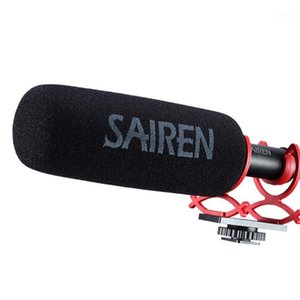 SAIREN-Q3 Microphone Mobile Phone Camera Noise Reduction Recording Universal Microphone1