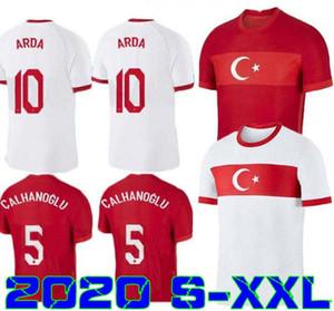 2020 türkei fußball jersey arda inan tosun tufan erkin malli topa calhanoglu oztekin custom home rot fußball hemd gleich 20 21