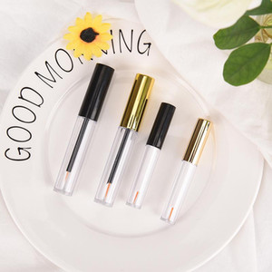 2 Sizes Empty Liquid Eye Liner Tube Eye Lash Vial Eyelash Bottle Eyeliner Container Make Up Tube 2 Colors
