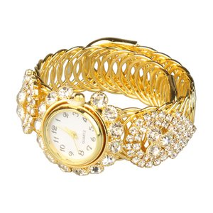 New Fashion Simple and Versatile Wedding Bracelet Watch  Women Full Diamond Shiny Fashion Bracelet Watch High-end Jewelry Ladies Gifts