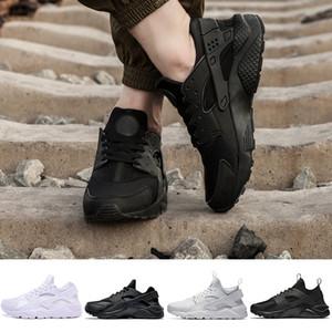Nuova Huarache 1.0 4.0 Scarpe da esterno per uomo da uomo, triplo nero bianco rosso Love odio pack huaraches jogging sneakers sportivi