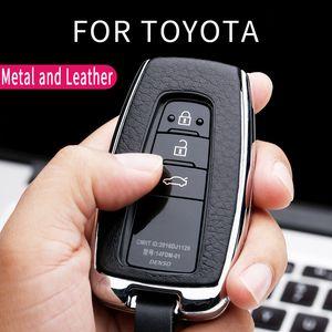 Toyota Chr C-HR Prado Camry Prius Corolla Rav4 Avalon Keychain 키 홀더