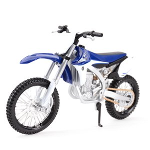Maisto 1:12 Yamaha YZ450F Die Cast Vehicles Collectible Hobbies Motorcycle Model Toys Z1124
