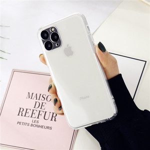 High Quality Hot Selling New Mobile Phone Accessories Fashion Transparent Phone Case For Iphone 12