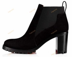 The latest autumn women's boots luxury red sole ankle boots for slippers, Maceks, sexy high heels, women's boots, outdoor parties