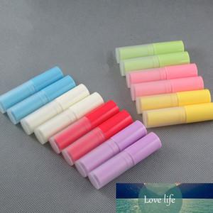 빈 다채로운 립스틱 튜브 플라스틱 슬림 립 밤 튜브 4G 7colors 립스틱 튜브 F20172198