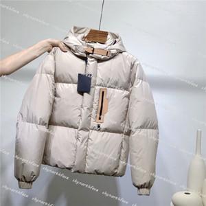 Yeni Sıcak Kadın Tasarımcılar Giysileri 2020 Erkek Kışlık Mont Kadın Kirpi Ceket Hoodie Aşağı Ceket Parkas Ceketler Kürk Ceket Hoodies Parka ile