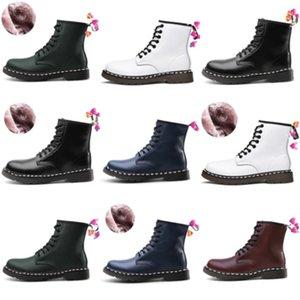 여자 겨울 신발 스노우 부츠 숙녀 겨울 따뜻한 부츠 야외 가짜 폭스 모피 유행 겨울 2020 새로운 XDX-1 # 5923222