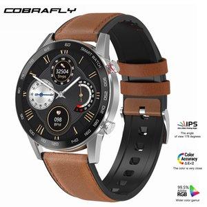 COBRAFLY DT95 Smart Watch Bluetooth Call IP68 Waterproof Heat Rate Monitor 360*360 HD IPS Screen Fitness Tracker PK L11 L13 DT78 Y1117
