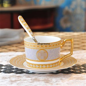 Nordic Style Water mug Classic light luxury creative personality trend water cup home ceramic coffee cup
