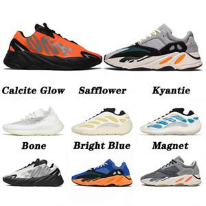 boost 700 Nouvelle qualité Kanye West 700 Azareth Azael Mist Running Sport Runner Chaussures Orange Srphym Lmnte Hommes Femmes Outdoor Sneakers Baskets TAILLE EUR 46