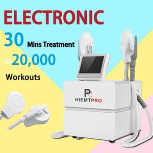 Latest EMslim HI-EMT Machine EMS Electromagnetic Muscle Stimulation Fat Burning Shaping Hiemt Beauty Equipment Add Logo For Free