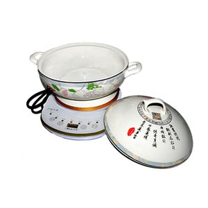 Dynamic Far-infrared Ceramic Health Pot Heat Preservation Vacuum Pot Boiling Cease-fire Health Pot Exquisite Household