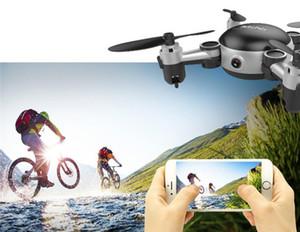 الطائرات بدون طيار التصوير UAV KY901 للطي مصغرة كوادكوبتر WiFi في الوقت الحقيقي التصوير الجوي UAV الارتفاع الارتفاع تشوه عن بعد