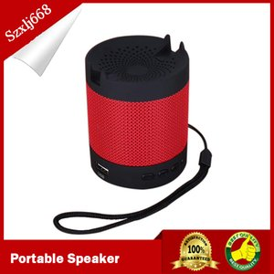 Bluetooth-динамик беспроводной всасывающий патрон динамик автомобиля мини-MP3 SUPER BASS CALL получил с держателем телефона 6 цветов для выбора