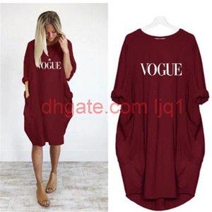 20s Verano Mujeres Vestidos Hedgehog Carta Estampado Limpiar Mujeres Diseñador Ropa de Diseñador Tallo Mini Vestido Casual Mujer Moda