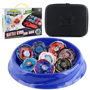 25Pcs Set Beybaldes Burst Set Constellation Assembly Alloy Battle Gyro Toy Beyblade Spinner Toolkit with Athletic Plate Q1121