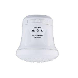 24 pcs bathroom shower electric shower head mini instant water heater tankless electric water heater economic item easy on installation