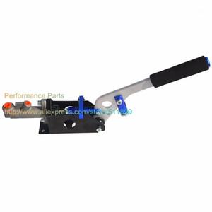 LYJ Blue Color Drifting Hydraulic Hand Brake Blue Color Aluminum Rally Hydraulic Handbrake1