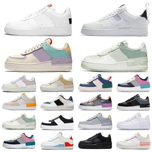 Force 1 Just Do It AF1 Shadow Dunk Utility 1 Baskets de sport pour hommes 07 LV8 dunks Sketch Pack Low soie femmes hommes chaussures de sport Skateboard