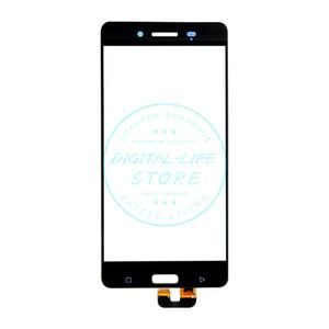 Per Nokia 6 Touch Screen Panel Sensor Glass per Nokia6 TA-1000 1003 1025 1039 Obiettivo in vetro esterno Ricambi ricambi ricambi pezzi di ricambio