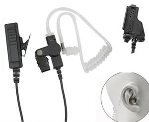 Air conduit headphones for Motorola MTX838 XTS5000 3000 2500 MTS2000 air Island headphones