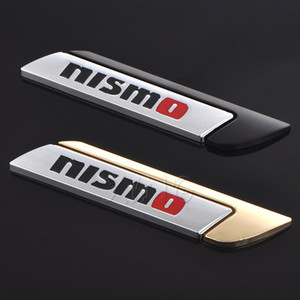 Fashion Car Stickers Auto Sports Emblem Styling Decal For Nissan Nismo 350Z 370Z S15 Juke X-trail Qashqai j10 j11 Tiida Pathfind